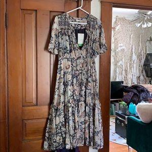 NWT AMETHYST GARDEN PARTY DRESS